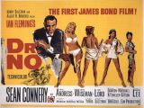 Marcey's Live Tweets For Dr. No, From Russia With Love andGoldfinger