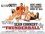Marcey's Live Tweets For Thunderball, You Only Live Twice and On Her Majesty's SecretService