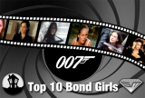 Top 10 Bond Girls