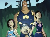 [Graphic Novel Review] The Deep: Vanishing Island