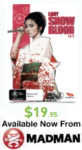 Lady Snowblood DVD-2