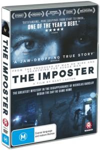 TheImposter-DVD