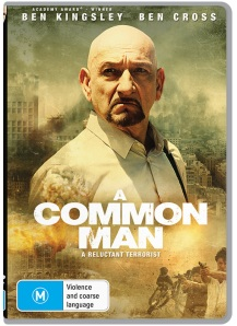 DVD Review: A Common Man [M15] by Bea Harper   Super ... A Common Man Dvd