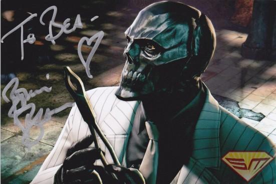 Beas Brian Bloom Autograph