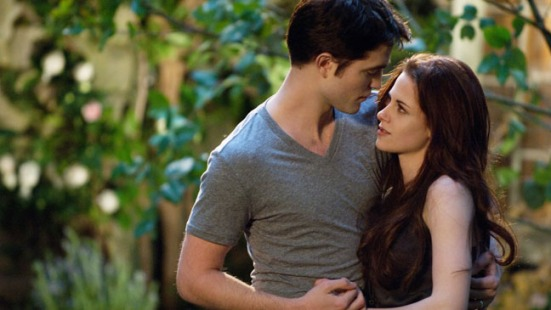 THE TWILIGHT SAGA: BREAKING DAWN-PART 1