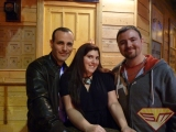 Armageddon Expo 2013 – Super Podcast Interviews BrianBloom