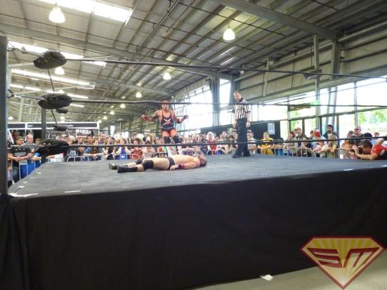 Wrestling 08