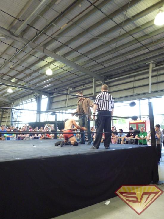 Wrestling 18