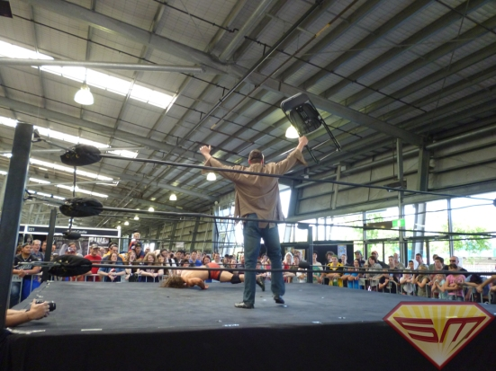 Wrestling 28