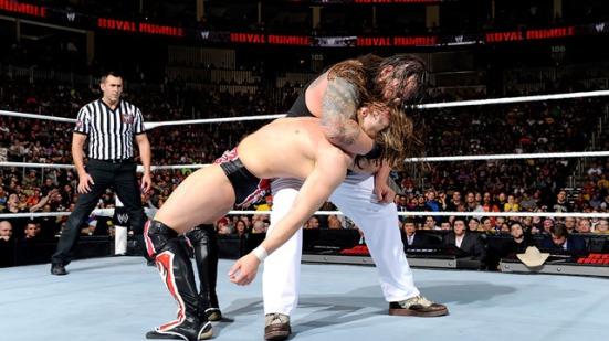 Royal Rumble 2014 2