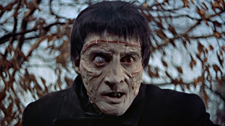 R.I.P. Christopher Lee Curse-of-frankenstein-creature_in_woods