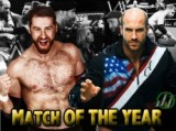 [Wrestling] Match of the Day: NXT – Cesaro vs. Sami Zayn