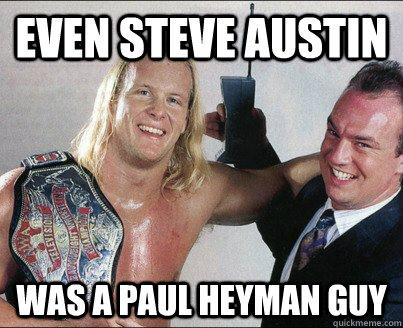 Paul Heyman Guy