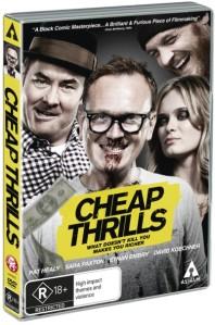 Cheap Thrills DVD 01