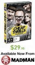 Cheap Thrills DVD 02