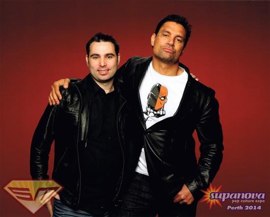 Manu and Daniel