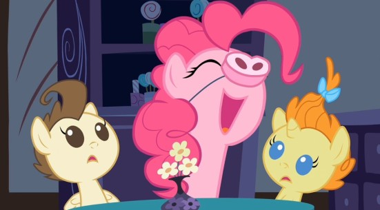 Pinkie Pie 01