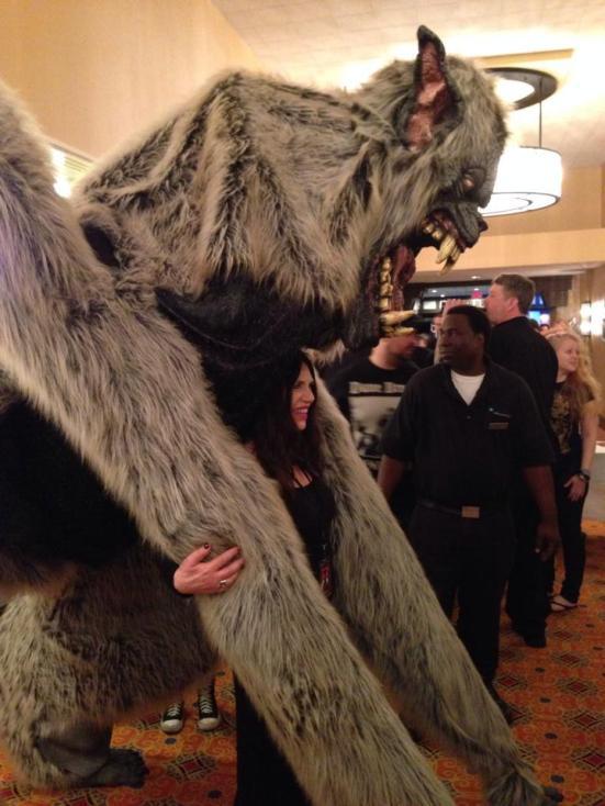Big ass monster