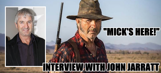 John Jarratt Interview