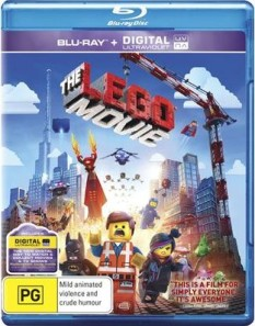 Lego Movie Blu