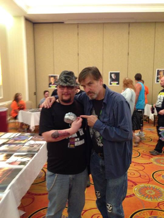 Me and Bill Moseley