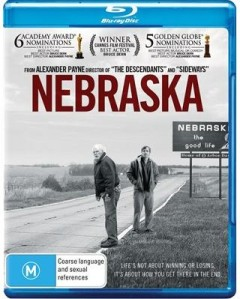 Nebraska Bluray