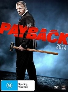 Payback DVD