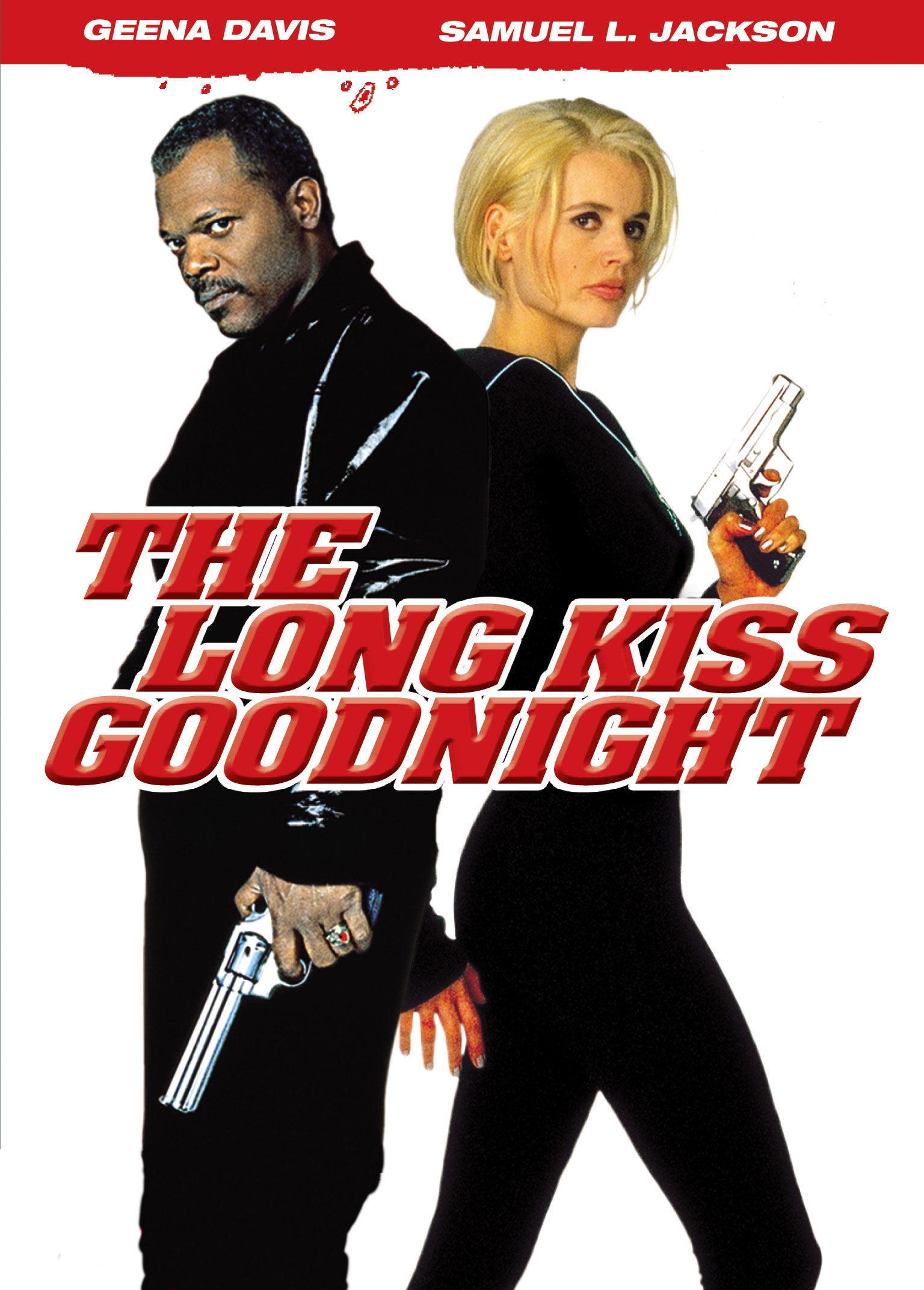 ხანგრძლივი კოცნა ძილის წინ (ქართულად) - The Long Kiss Goodnight / Долгий поцелуй на ночь (1996)