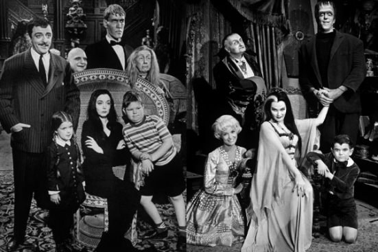 AddamsFamily-TheMunsters