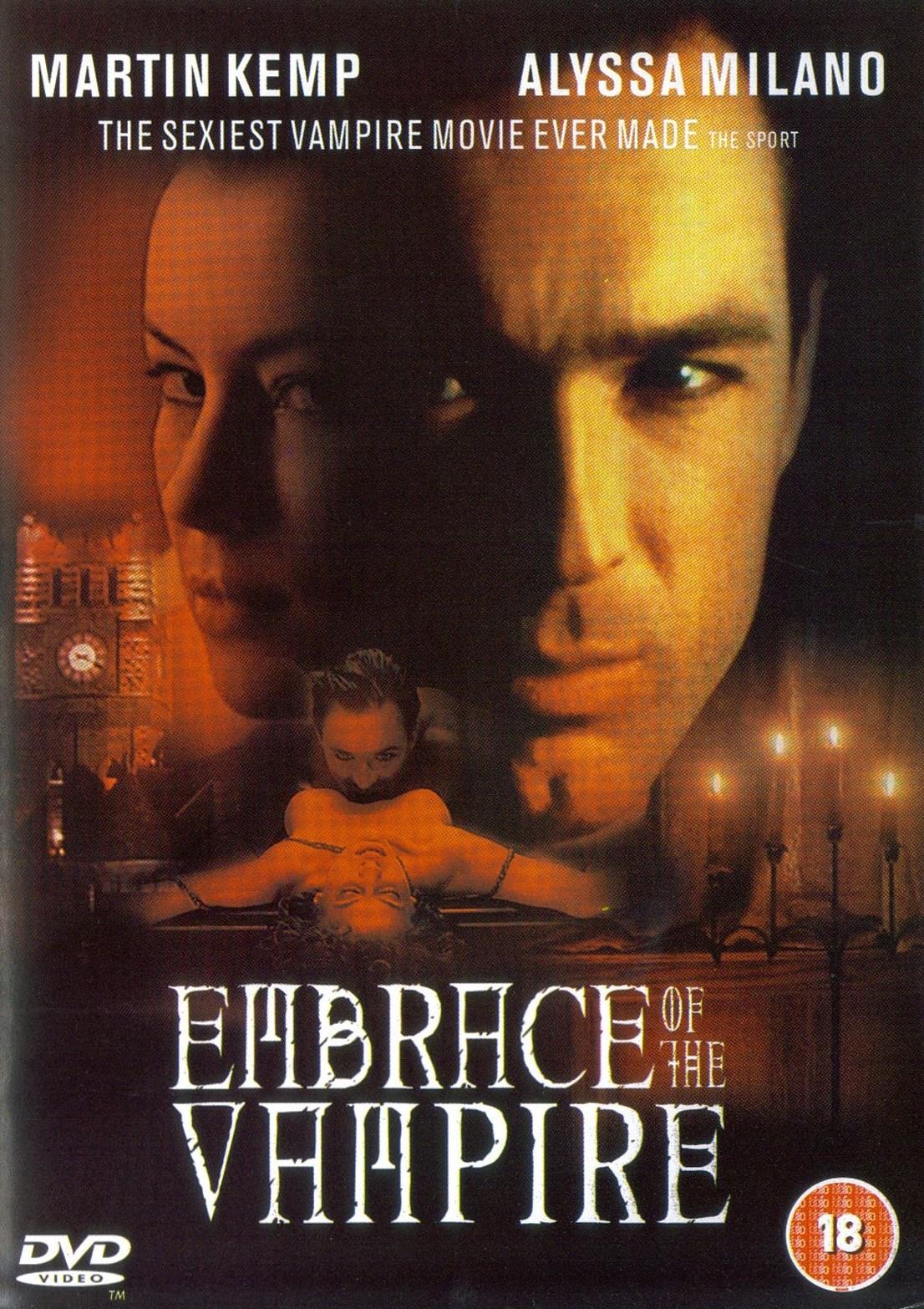 Alyssa Milano Embrace Of The Vampire bea's reviews] embrace of the vampire [1995] | the super network