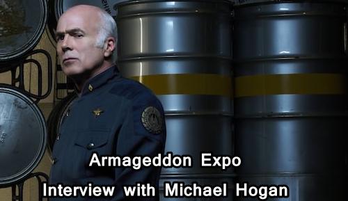 Michael Interview