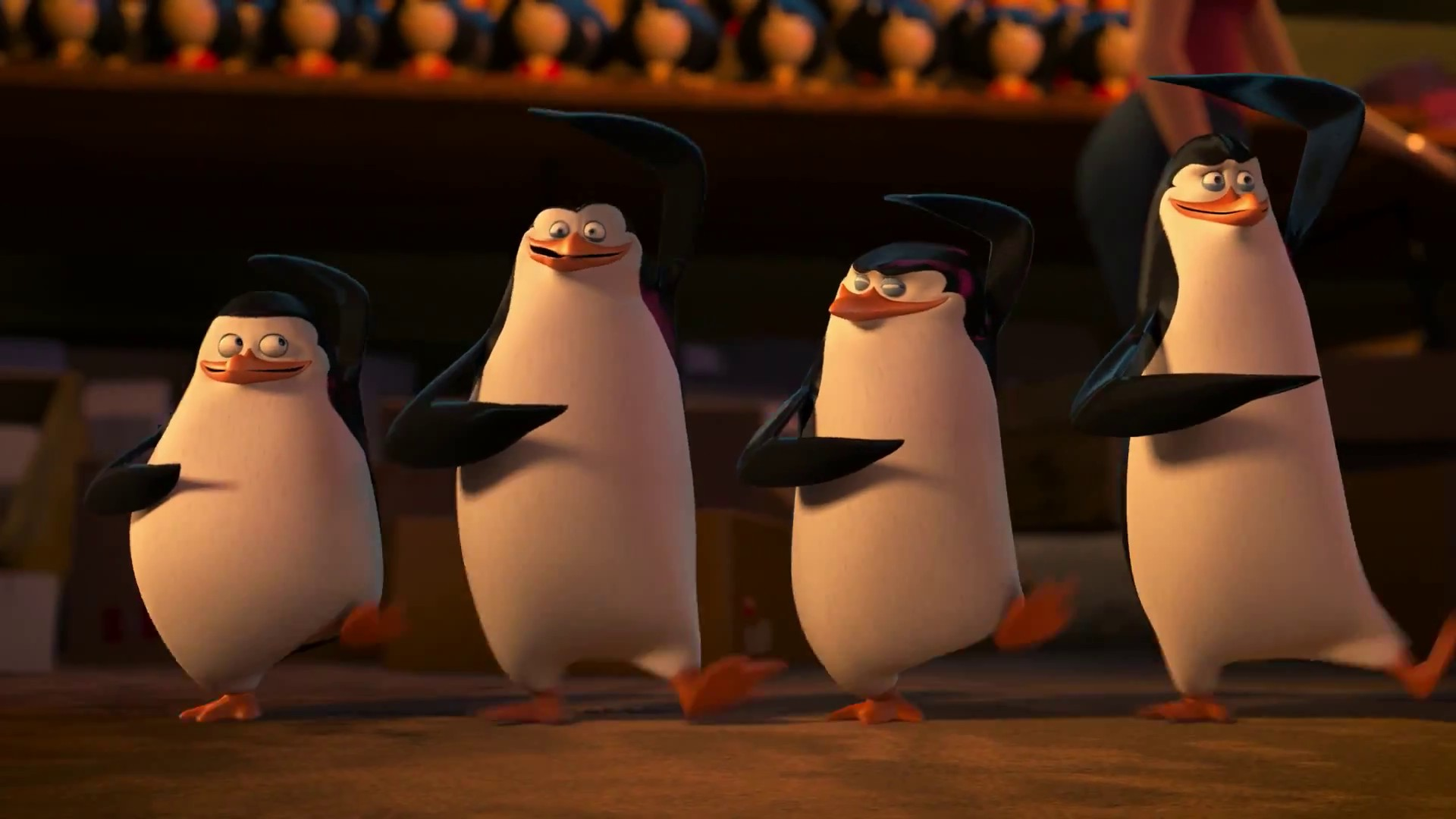 Review Penguins Of Madagascar 2014 The Super Network