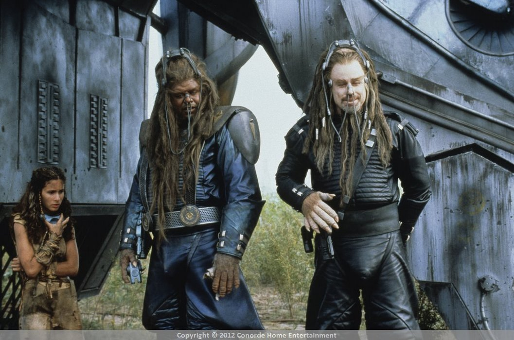 ... Bad Movie Tweet-A-Thon #22: Battlefield Earth | The Super Network