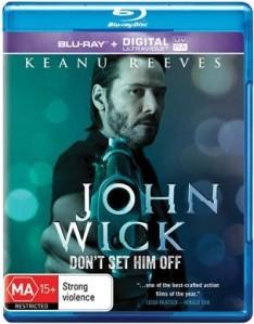 John Wick blu