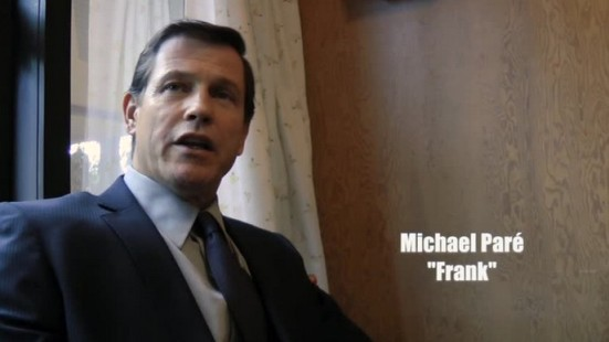 Michael Pare as Frank