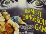 Chris & Marcey's March Movie Exchange: Week 4 – The Most Dangerous Game (1932)
