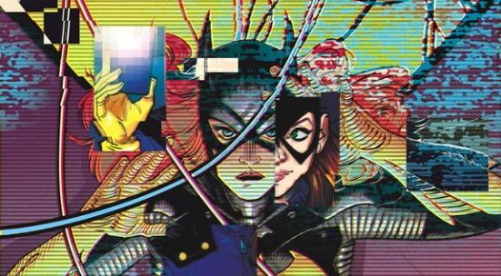 Batgirl 40 f