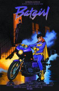 Batgirl 40 Variant