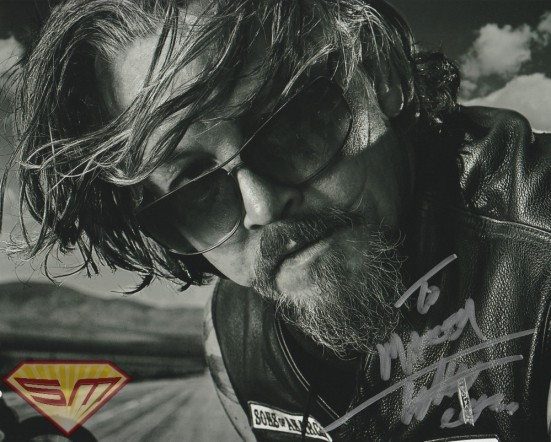 Tommy Flanagan autograph