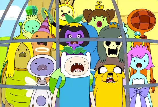 Adventure-Time-with-Finn-Jake-season-2-episode-3-Loyalty-to-the-King