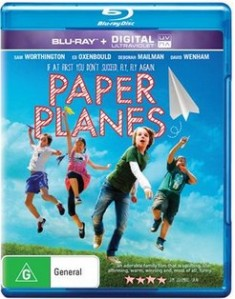 Paper Planes Blu-ray