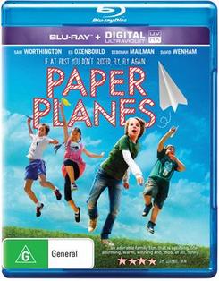 Paper Planes Blu
