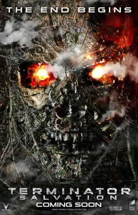Beas ranting reviews terminator salvation 2009 by bea harper terminatorsalvation comic c thumb 450x666 thecheapjerseys Image collections