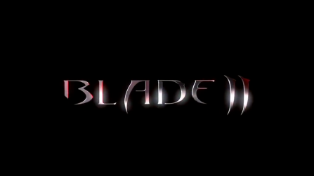 Blade Intro