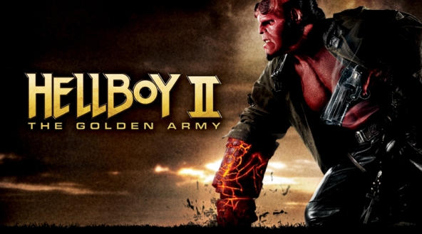 Image result for Hellboy II: The Golden Army (2008)