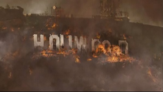 Hollywood_fire