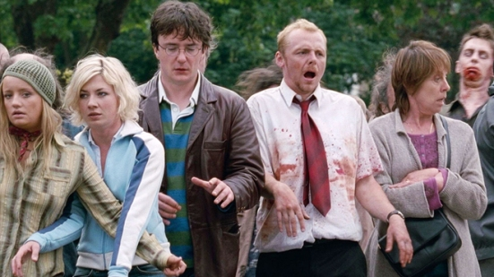 It wouldn't be an episode on 2004 if Shaun Of The Dead wasn't discussed