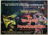 [A.J And Bea's Review Exchange] The Revenge of Frankenstein [1958] by BeaHarper