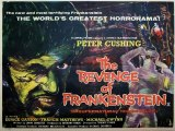 [A.J And Bea's Review Exchange] The Revenge of Frankenstein [1958] by Bea Harper