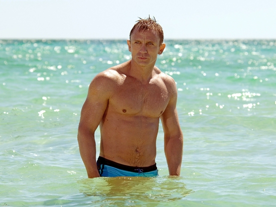 No Merchandising. Editorial Use Only. No Book Cover Usage. Mandatory Credit: Photo by Moviestore/REX Shutterstock (1566019a) Casino Royale,  Daniel Craig Casino Royale - 2006